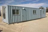 Офис контейнера/полуфабрикат офисное здание