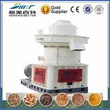 Semillas de trigo de la paja de algodón de combustible del casco fábrica de pellets con el Riesgo Cero