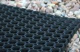 Nattes extérieures antidérapage en caoutchouc d'herbe