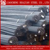 Revestimentos de aço de reforço deformados laminados a quente para construção