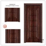 Porte classique en bois solide de cru