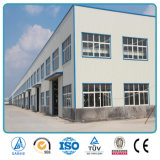 Construction industrielle préfabriquée de structure métallique (SH-644A)