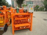 Qtj4-45 신형 작은 구체적인 시멘트 구렁 구획 벽돌 만들기 기계