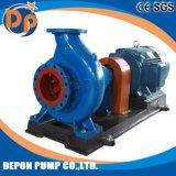 L'utilisation de l'eau et le feu d'application de la pompe en fonte