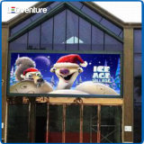 P3 P4 P6.67 P10 de alto brilho exterior display LED de Banner