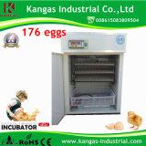 Incubateur automatique industriel d'oeufs d'Emu de micro-ordinateur à vendre