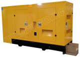 gerador Diesel silencioso de 313kVA Yuchai para o projeto de construção com certificações de Ce/Soncap/CIQ/ISO