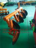 2016 Venda quente arado reversível de máquinas agrícolas