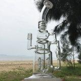 Unbekanntes Totem-kreatives Huka-Glas-rauchende Wasser-Rohre (ES-GB-293)