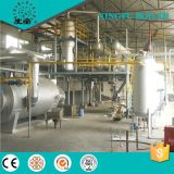 Planta de pirólise de plástico residual para óleo diesel e gasolina