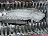Используемый шредер покрышки тележки для сбывания