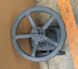ANSI 125lb/150lb Cast Iron niet-Ring Stem API Gate Valve