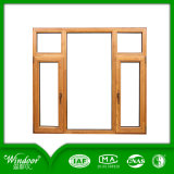 각종 디자인을%s 가진 좋은 품질 여닫이 창 PVC Windows