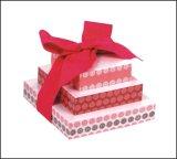 Cubo de nota de cubo de papel padrão de pirâmide de papel popular barato para promoção