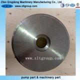 ANSIのステンレス鋼の/Carbonの鋼鉄遠心ポンプDurcoポンプカバー
