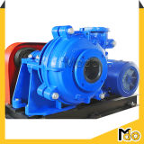 Corrosion Resisting Rubber Lined Centrifugal Horizontal Slurry Pump