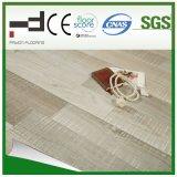 l'exposition de chêne de 8&12mm a gravé le plancher européen conique de stratifié d'épreuve de l'eau de type