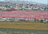 L'Angola des économies de coût la lumière de l'acier (maison préfabriquée KXD-pH30)