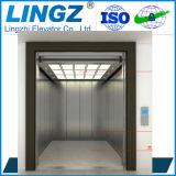Precio del elevador de carga de Lingz de la marca de fábrica