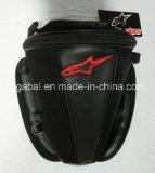 Bolso impermeable de la cola de la motocicleta de Alpinestar de la insignia roja