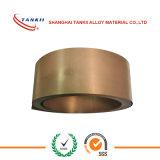 銅、Manganinの溶接の分路のmanganin