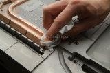 Molde de peças de plástico personalizado para equipamentos e sistemas de teste de vibração