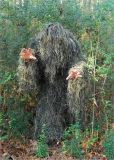 Воинский костюм Ghilli для Outdoor&Camping