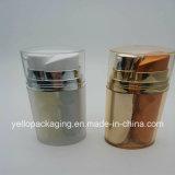 Maak tot Uw Eigen Etiket Fles Zonder lucht de Plastic Fles van de Lotion van de Fles