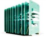 고무 장을%s 컨베이어 벨트 가황기 기계