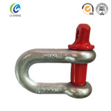 Nós Tipo G210 Parafuso Pin D Shackle