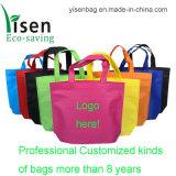 Großhandelsfachmann kundenspezifische umweltfreundliche nicht gesponnene Einkaufstasche