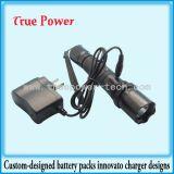 단위 (SF-DE-E14)를 희게하는 18650 Batteryeth를 위한 TeCharger
