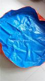Material de PE Coreia Kimchi tornando Mem/saco de arrumação de dobragem