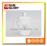 Кружка Китая косточки с крышкой GB010
