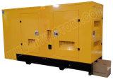 звукоизоляционный тепловозный генератор 106kVA с двигателем 1006c-Ptag1a Lovol для проектов здания