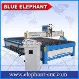 Plasma 2040 do CNC de Ele e máquina de estaca da flama, máquina de estaca do CNC do plasma do código de G para o metal