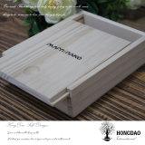 [هونغدو] صنع وفقا لطلب الزّبون خشبيّة حرفة صورة صندوق لأنّ [جفتد]