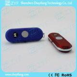 Diseño popular de 2 GB plástico USB Stick para regalo (ZYF1276)