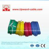電気ワイヤーをワイヤーで縛る家PVC絶縁体