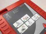 Defibrillator esterno automatizzato quotidiano e settimanalmente di prova d'autoverifica Defi5c