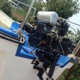 Boot van het Werk van Panga de Model met BuitenboordDieselmotor voor Verkoop