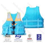 Тельняшка спасательного жилета пены PVC нового способа морская