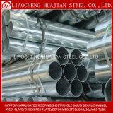 Tubo de acero al carbono soldado con galvanizado