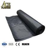 0,8 mm/1mm/1,5 mm/2mm/2,5 mm géomembrane HDPE pour l'infrastructure/Digue/Protection de la pente, de stabilisation