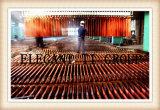 Ti barre bus Conducteur en cuivre plaqués pour électrode cuivre-or/ l'exploitation minière en acier