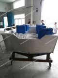 De mooie Materiële die Boot van de Legering van het Aluminium in Grote Overzees wordt gebruikt
