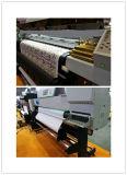 승화 잉크 인쇄를 사용하는 넓은 체재 인쇄 기계