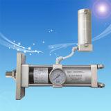 モデル: Jlcj 水平設置用空気駆動油圧シリンダ