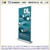 Rouleau d'aluminium jusqu'Banner Stand avec l'Expo, SGS certifiés pour la publicité