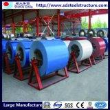 Lamiera di acciaio galvanizzata colore in bobine